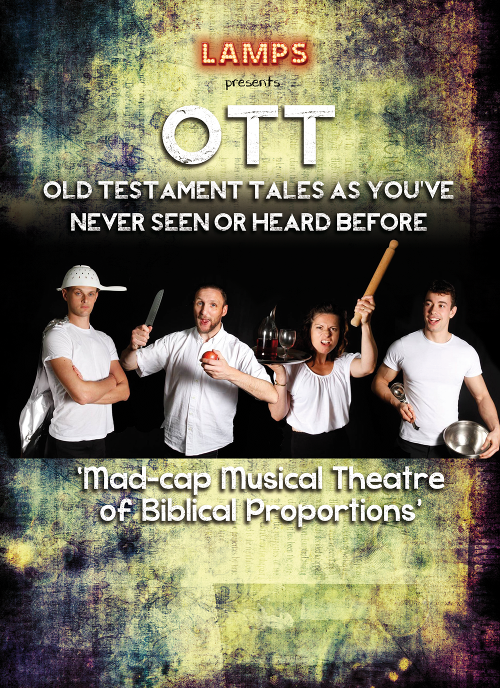 Old Testament Tales poster